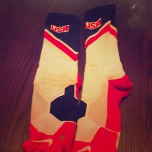 Nike USA Elite socks